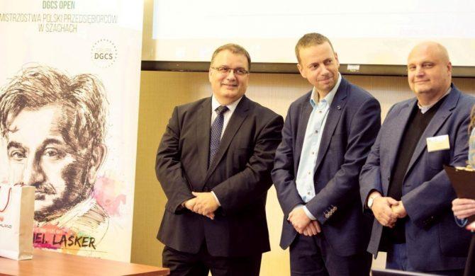 I część wywiadu z Prezesem i założycielem DGCS S.A. Dariuszem Puchalskim